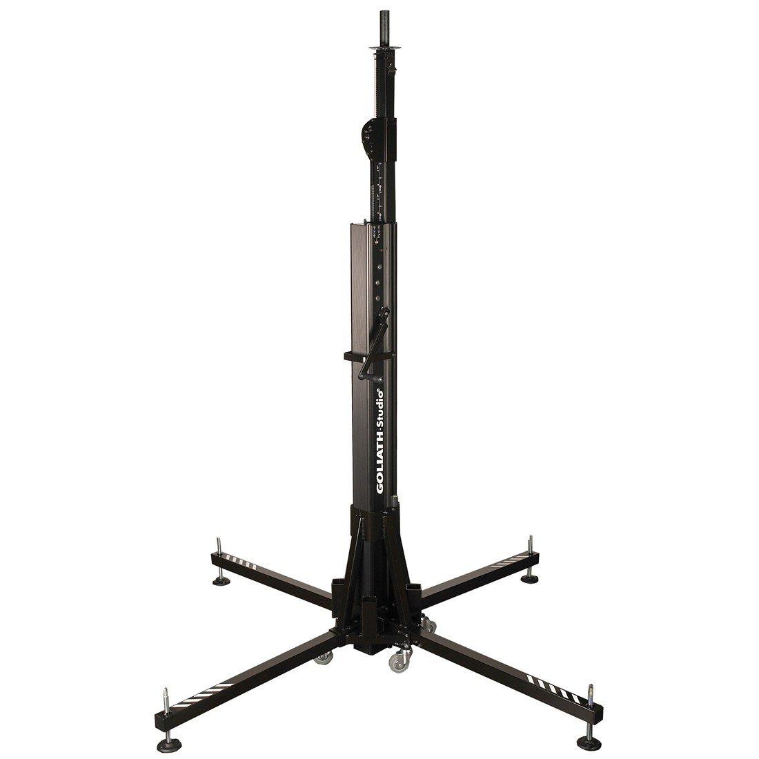 Pied pro téléscopique DuraTruss Goliath studio DT ST-5200P 5m 200Kg