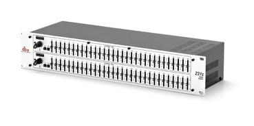 Egaliseur stéréo DBX 231S 2 X 31 bandes série 2