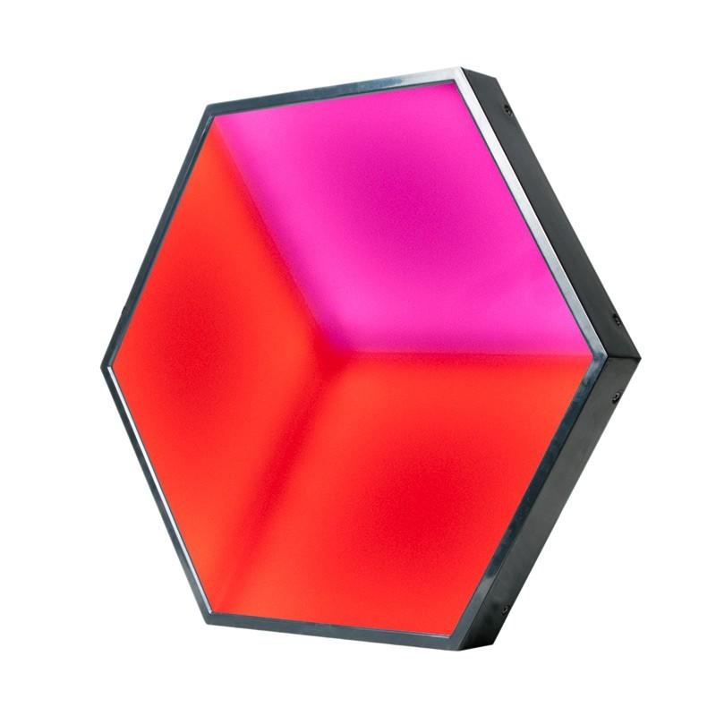 livraison gratuite panneau 3d led adj 3d vision klingnet kling net prozic. Black Bedroom Furniture Sets. Home Design Ideas