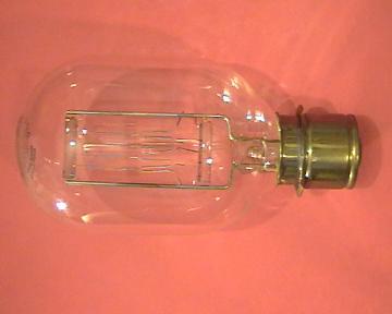 LAMPE A1/8 240V 500W OSRAM