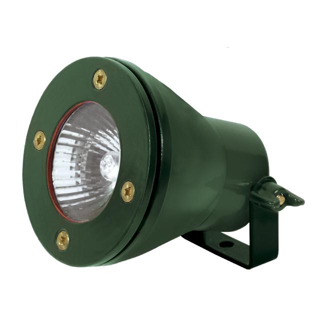 Projecteur immergeable IP68 pour lampe 12v MR16