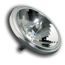LAMPE AR 111 Sylvania SA111 12V 50W 24° WFL