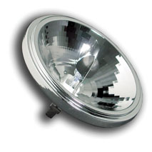 LAMPE AR 111 12V 75W 8° Philips aluline R111