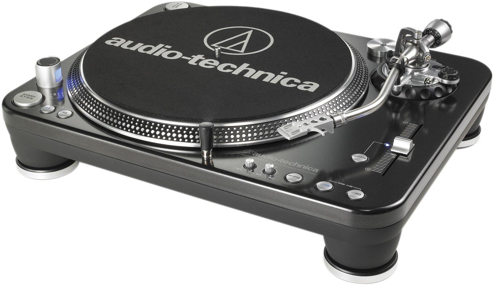 Platine à Entrainement Direct Audio Technica - ATLP 1240 USB