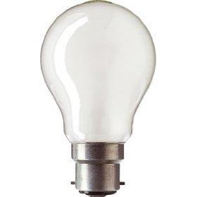 Ampoule B22 230V 100W Standard dépolie