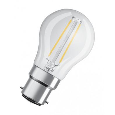 Led B22 250 Lumens Sphérique G45 Blanc Chaud Ampoule Sylvania Filament EH9IWD2