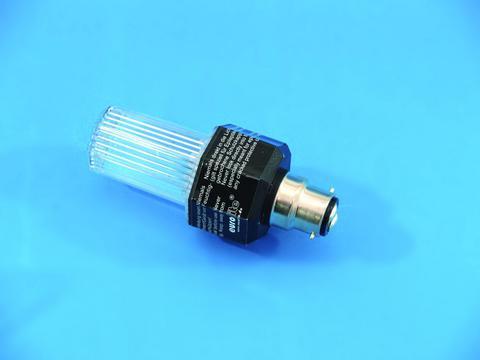 Ampoule Flash B22 5W 230V pour intérieur