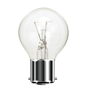 livraison gratuite ampoule sph rique b22 12v 25w 0v 12v prozic. Black Bedroom Furniture Sets. Home Design Ideas