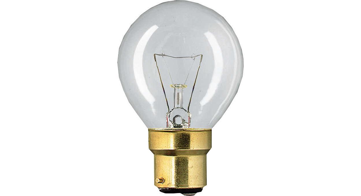 livraison gratuite ampoule sph rique b22 230v 15w claire ampoules guirlandes b22 prozic. Black Bedroom Furniture Sets. Home Design Ideas