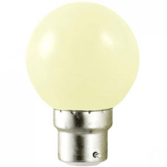 d979b2c0a18961 Livraison Gratuite Lot de 20 ampoules sphériques B22 230V LED 0,5W ...