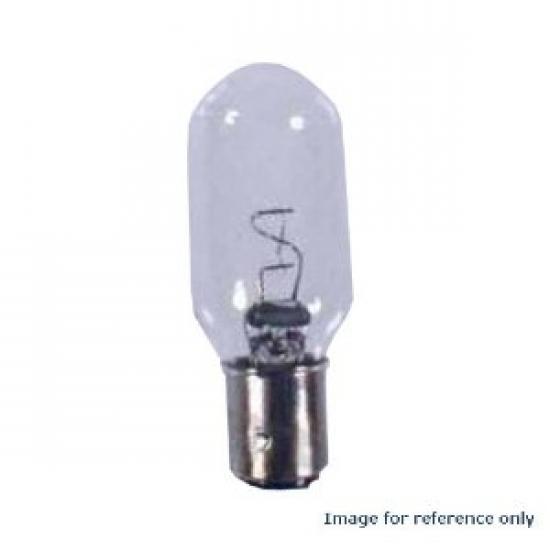livraison gratuite lampe ba15d 24v 25w 40cd marine lampes. Black Bedroom Furniture Sets. Home Design Ideas