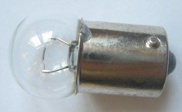 Lampe Ba15s 6V 10W 18X37