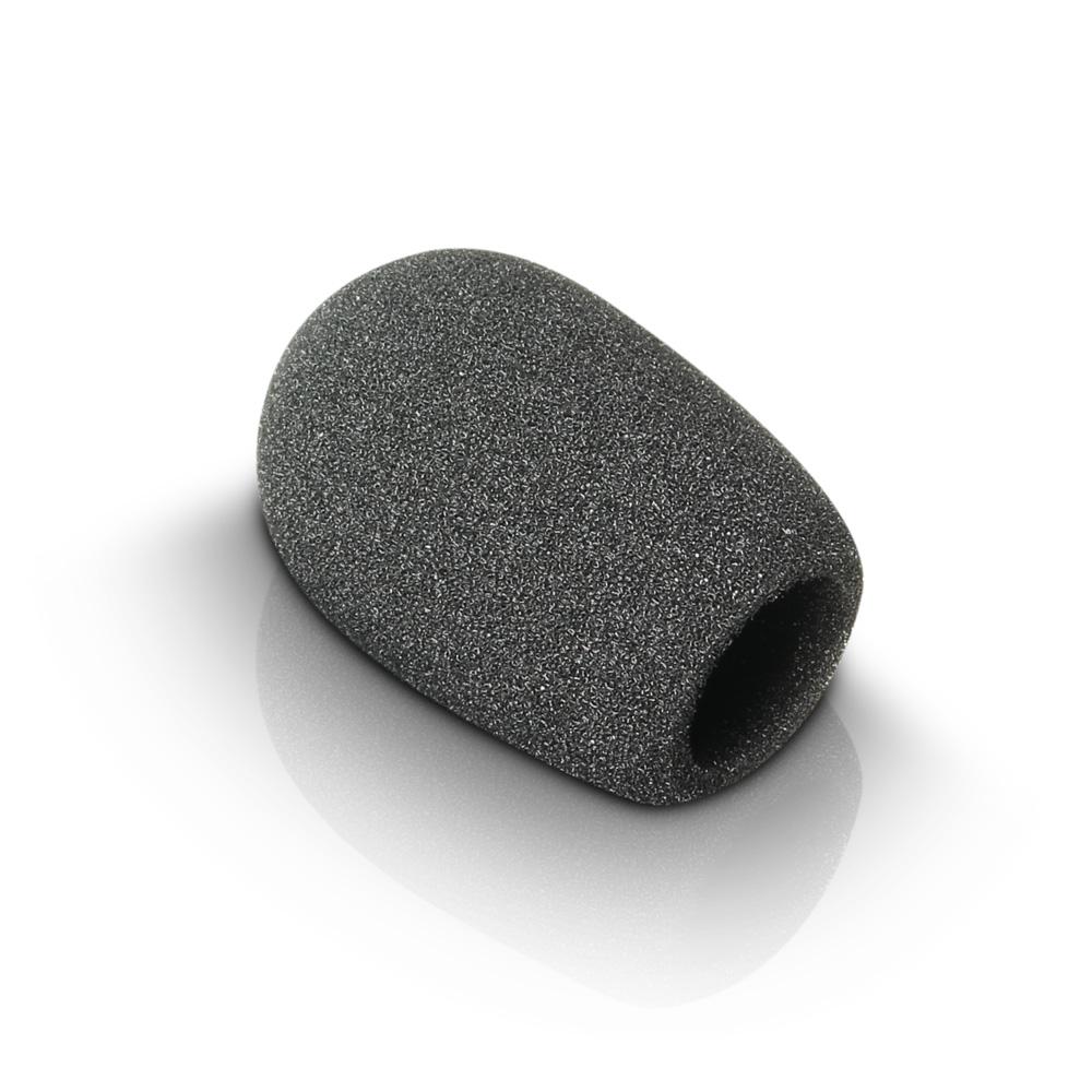 Bonnette noire pour micro diamètre 17 à 22mm