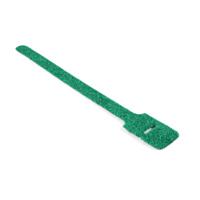 attache cable velcro vert 15cm X 1.25cm à scratch
