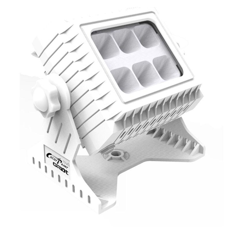 Projecteurs à Leds Ghost - COLORPAINT SPOT BLANC 50W