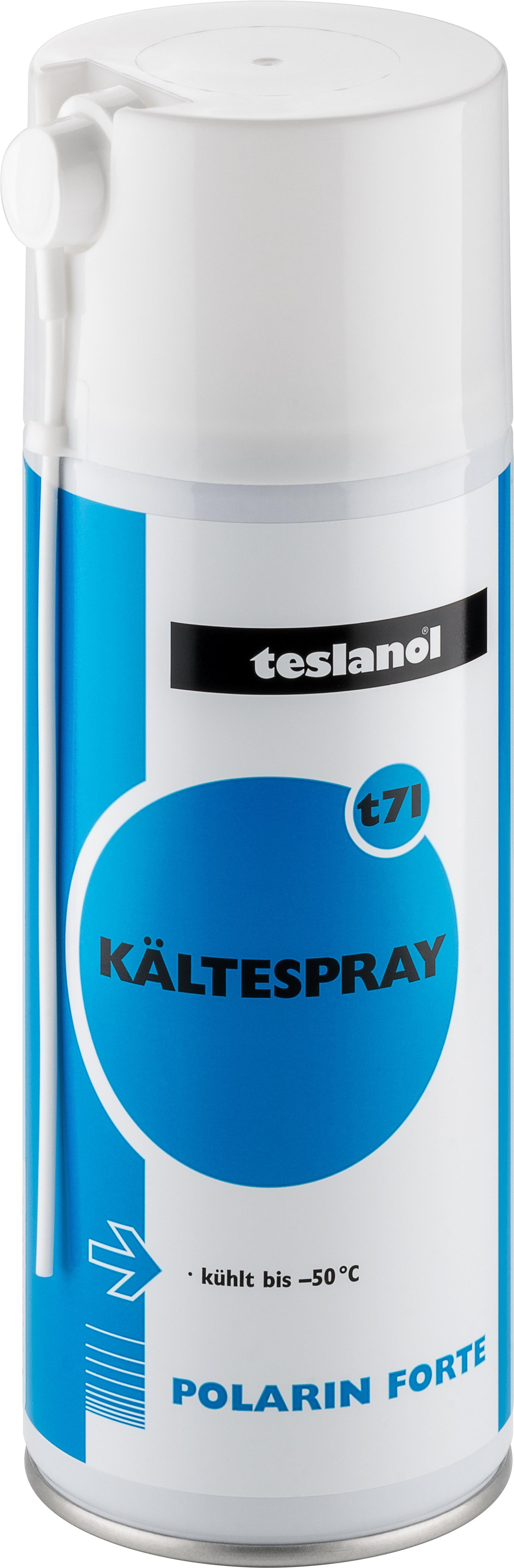 Spray refroidissant pour tests de contacts électriques 400ml
