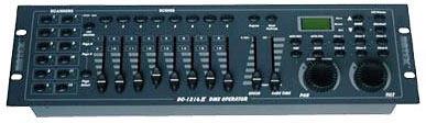 Controleur DMX BOTEX DC 1216II avec molettes