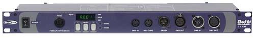 Demultiplexeur DMX512 vers 0-10V, 12V ou 15v 72 canaux BOTEX ME-72SE