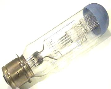 LAMPE DGH A1/9 120V 750W p28s