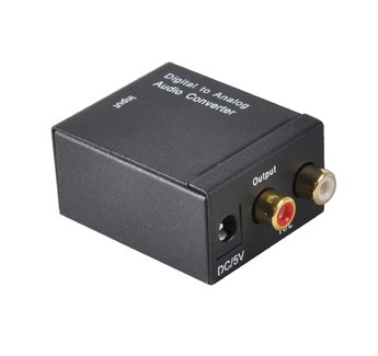 Convertisseur digital analogique Pdif vers RCA