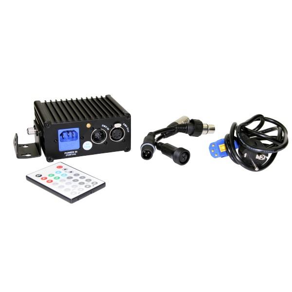 STARWAY DISD HF 1024/SA Controleur DMX stand Alone enregistreur, et télécommande