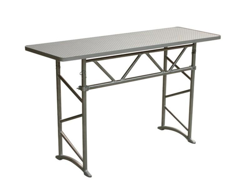 Table en Structure D'aluminium - Power Acoustics - Pour Régie DJ