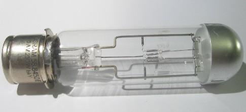 LAMPE DKT A1/59 230V 1000W