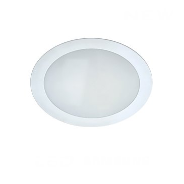 Downlight Beneito Faure ION led blanc 230V 15W 120° 840