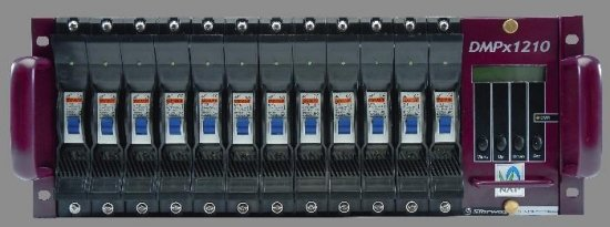 STARWAY DMPX 1210 Bloc de puissance 12 canaux 10A DMX