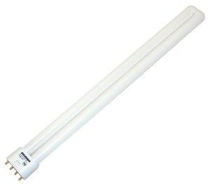 Ampoule Fluo éco DULUX L 55W 840 OSRAM 2G11 code 0295879