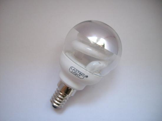 Livraison Gratuite Lampe E14 calotte argentée économique 230V 10W ...