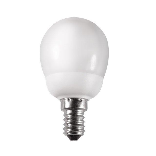 livraison gratuite ampoule eco e14 sph rique 7w blanc chaud prozic. Black Bedroom Furniture Sets. Home Design Ideas