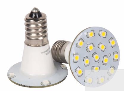 ampoule led jaune e14