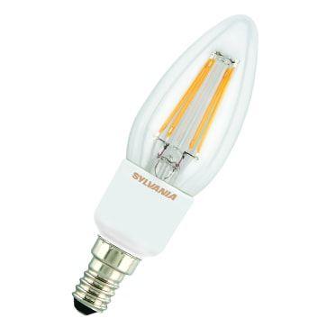 livraison gratuite ampoule led filament e14 flamme sylvania 450