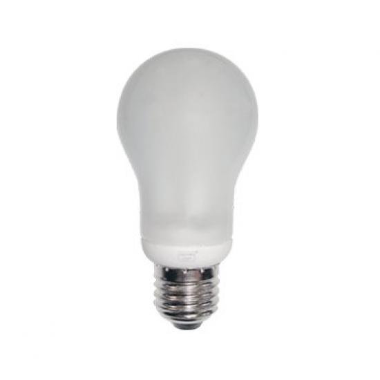 livraison gratuite ampoule eco e27 15w standard blanc chaud lampes fluocompactes prozic. Black Bedroom Furniture Sets. Home Design Ideas