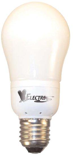 Ampoule Eco E27 15W Standard graduable