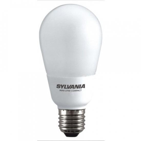 livraison gratuite ampoule eco fluocompacte e27 20w 827 blanc chaud sylvania minilynx code. Black Bedroom Furniture Sets. Home Design Ideas