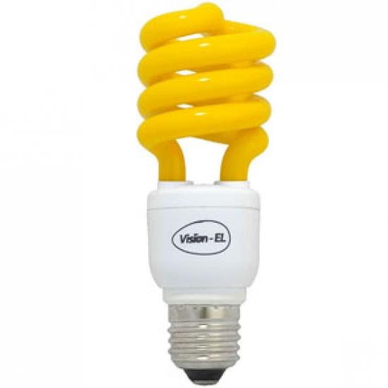 livraison gratuite ampoule eco e27 15w jaune prozic. Black Bedroom Furniture Sets. Home Design Ideas