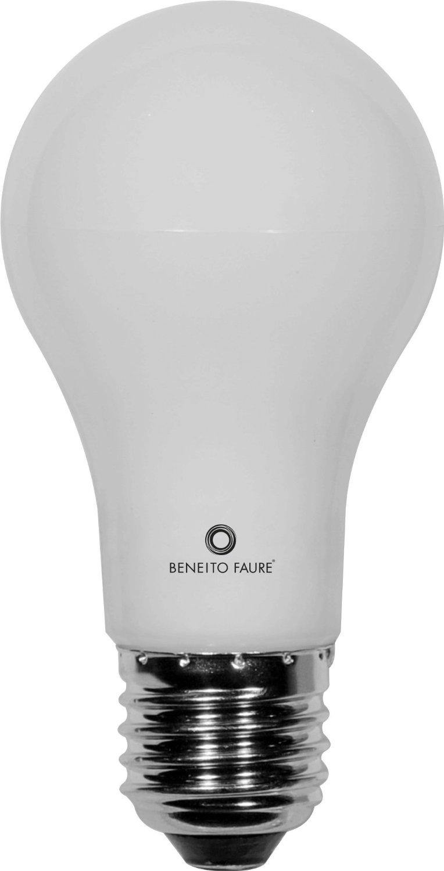 livraison gratuite ampoule beneito faure led e27 10w blanc chaud 3000k 891 lumens 360. Black Bedroom Furniture Sets. Home Design Ideas