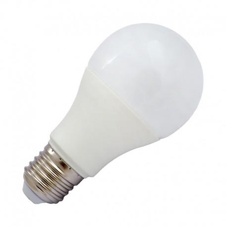 Ampoule à led Blanche E27 9W 230V Blanc Chaud 3100K