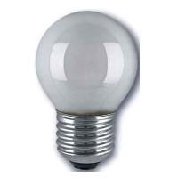 Ampoule sphérique E27 230V 25W opale