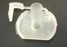 Isolateur serre câble transparent universel pour douille plastique E27