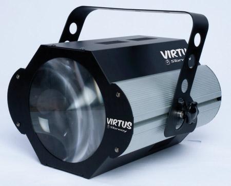 Starway Virtus 162 LEDS 5 canaux DMX