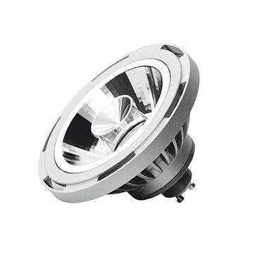 Ampoule Beneito Faure led Hi-spot ES111 GU10 230V 16W Blanc chaud 2700K