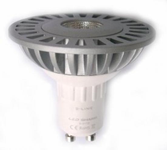 Ampoule Beneito Faure Led Sharp  ES 63 230V 6W  GU10