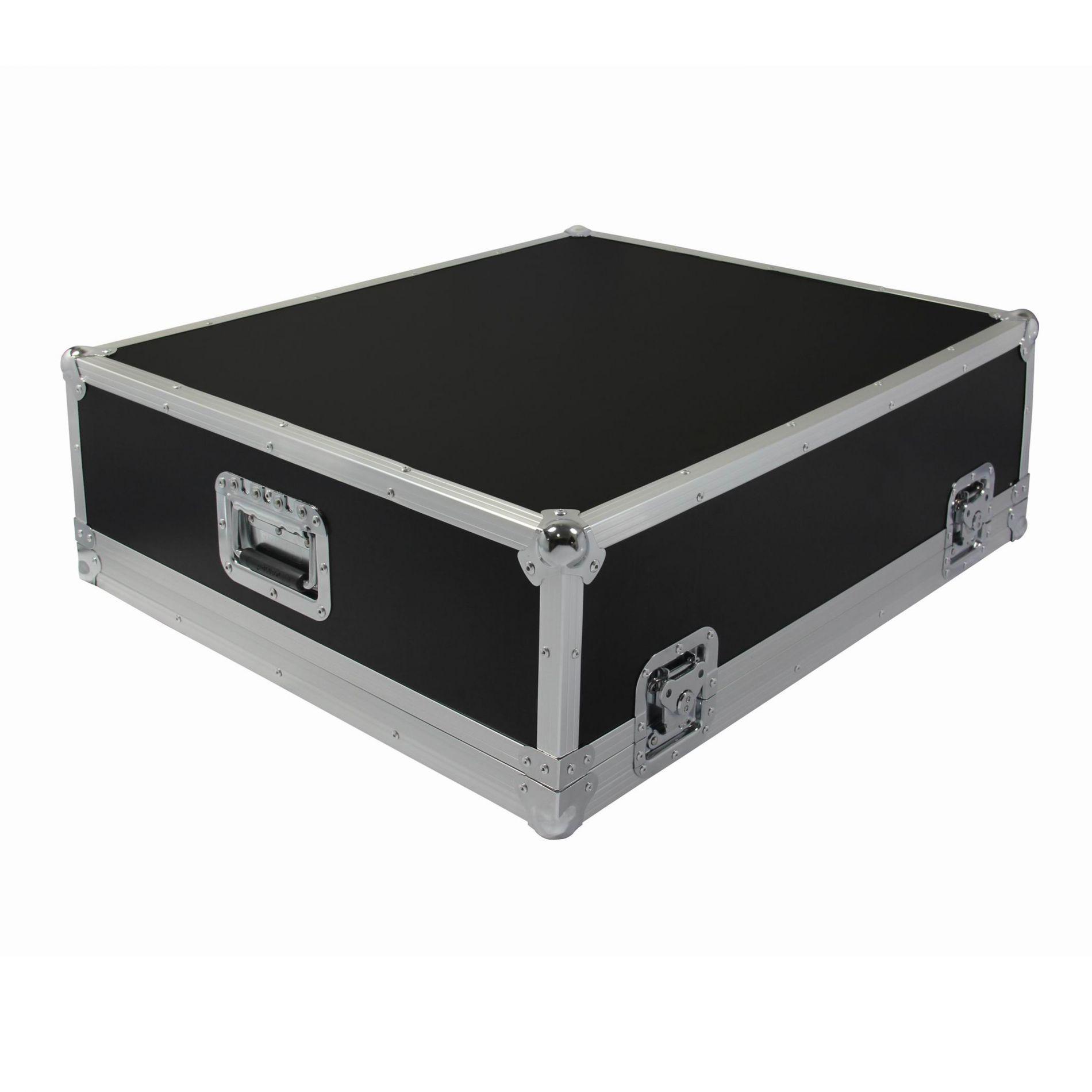 Flight case pour table de mixage 700x 200 x 600mm max - Meuble pour table de mixage ...