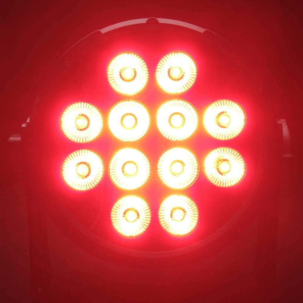 Projecteur LED Cameo FLAT PRO 12 IP65 12 x 10 W RGBWA