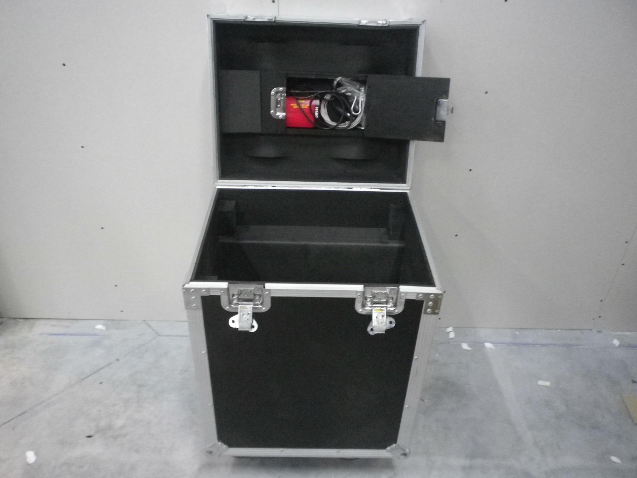 Fligh Case pour 1 Lyre ElectroConcept HMI 575