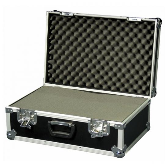 pas cher pour réduction 6fd41 25775 Flight case type valise de transport 580X370 mm hauteur 240 avec mousse de  calage