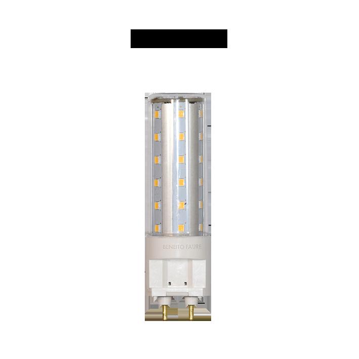 Ampoule G12 LED 230V 10W 3000K 1000 lumens